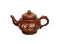 """Глиняный чайник """"Надежда"""" с зк 600 мл."""