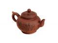 """Глиняный чайник """"Опавшая листва"""" с з/к 450 мл."""